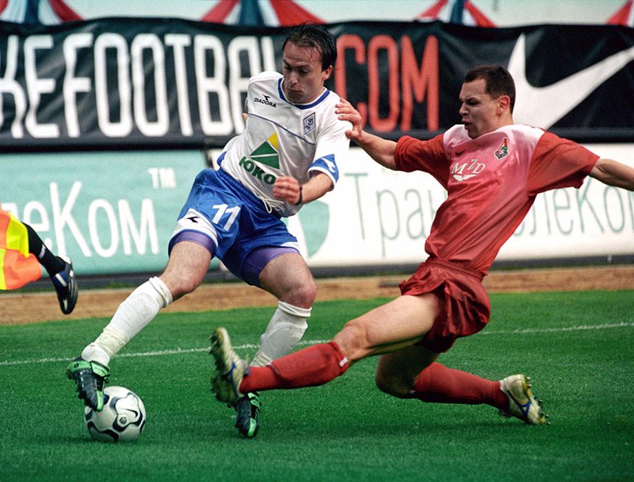 «Динамо» – «Локомотив» – 2:4 (2004)