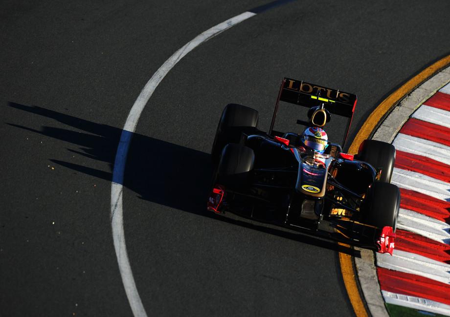 Виталий Петров на Гран-при Австралии-2011