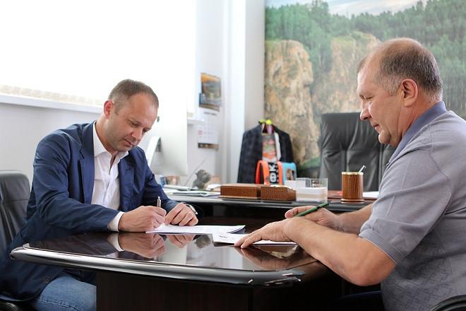 «Урал» подтвердил назначение Парфёнова на пост главного тренера