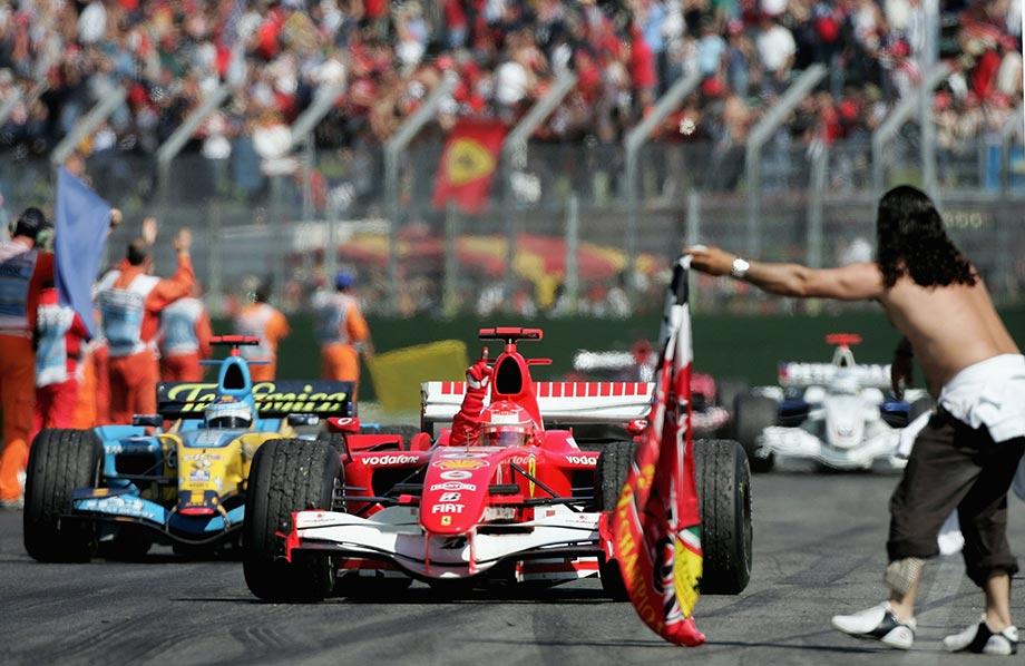 Гран-при в честь казино и ещё 10 странных и нелепых названий этапов Формулы-1