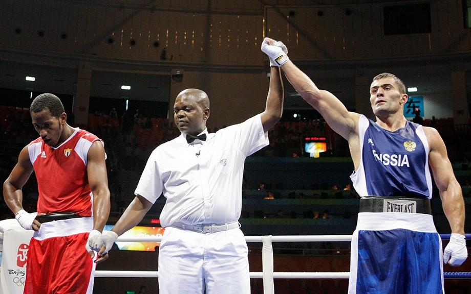 Олимпионик из Ингушетии. Рахим Чахкиев завершил карьеру