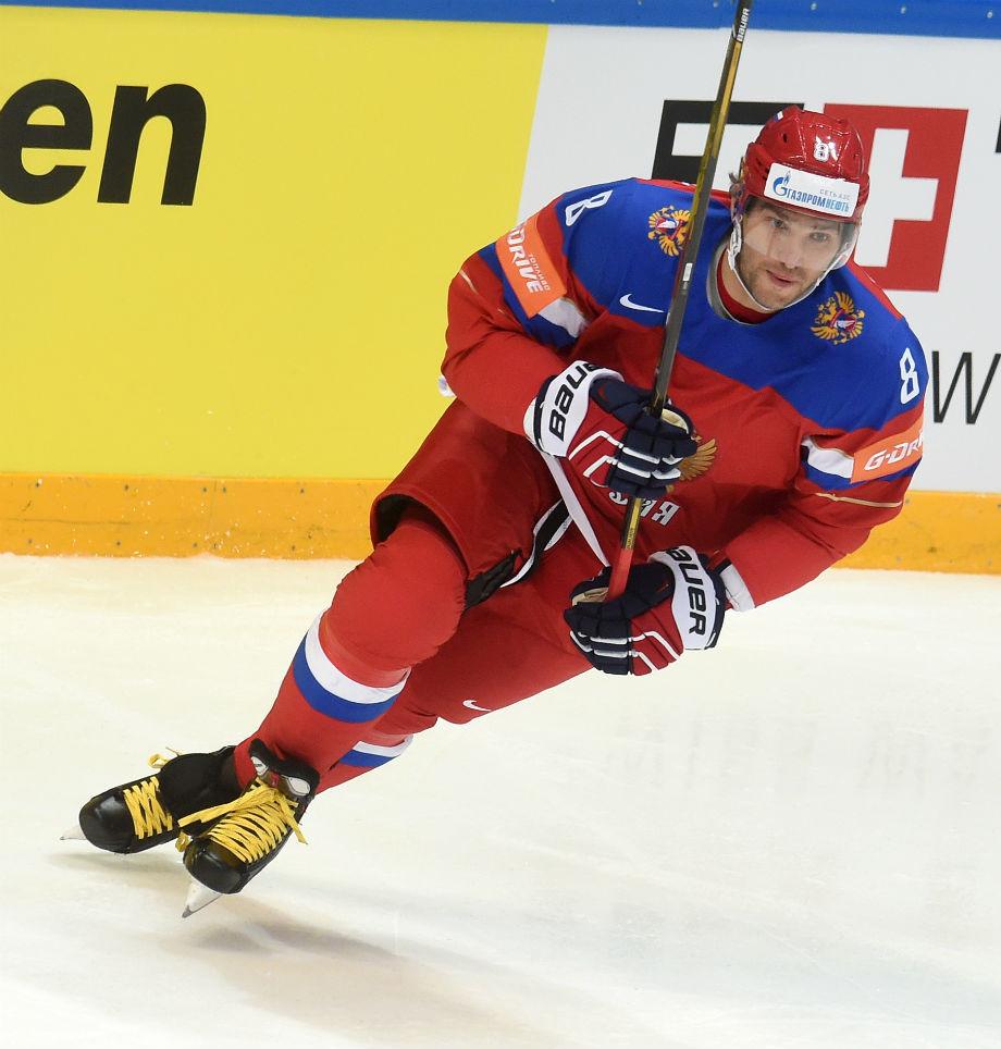 Александр Овечкин — сборная России