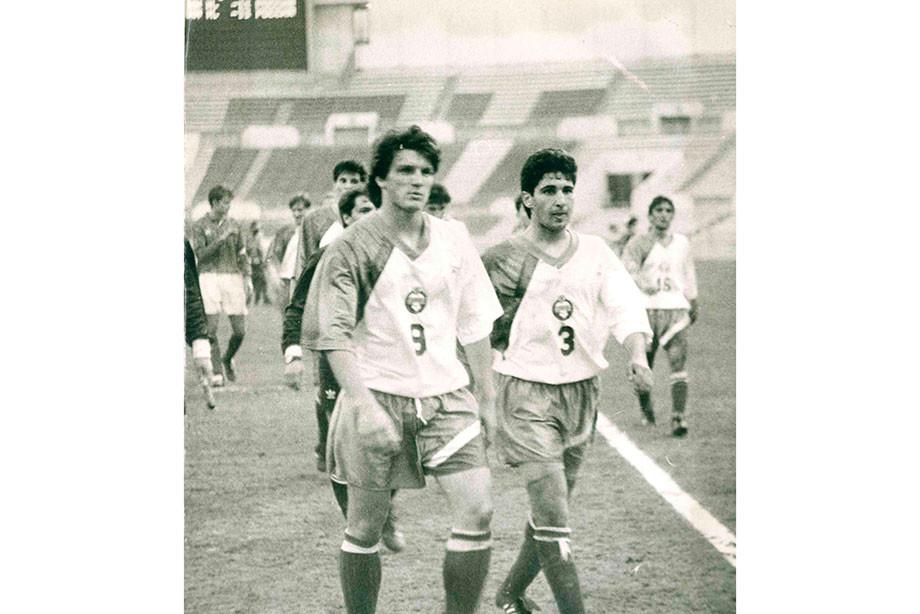 Был звездой советского футбола, но загубил карьеру по глупости. Где сейчас Сергей Щербаков