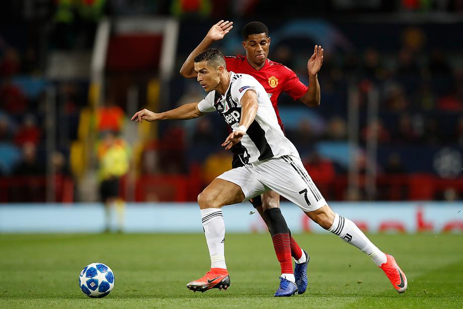 Роналду не нужен «Манчестер Юнайтед». Сейчас уж точно