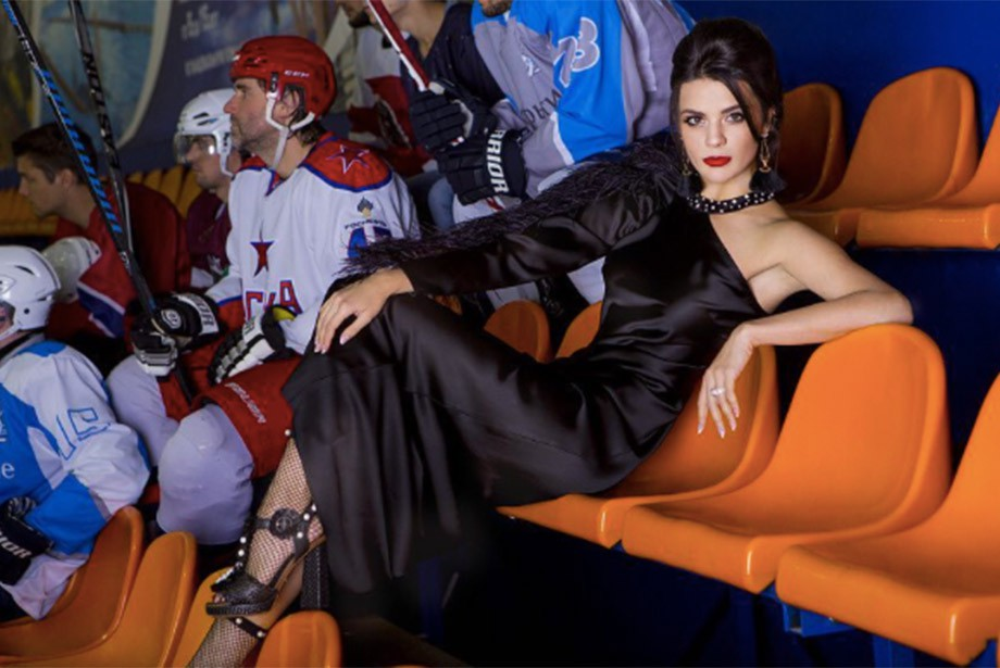 Идеальные половинки. Жёны и подруги российских хоккеистов НХЛ