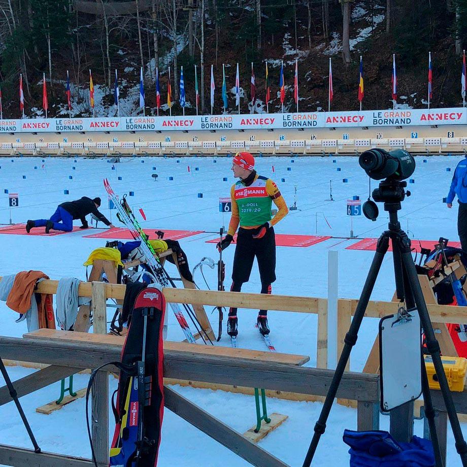 Этап Кубка мира по биатлону во Франции пройдёт в экстремальных условиях