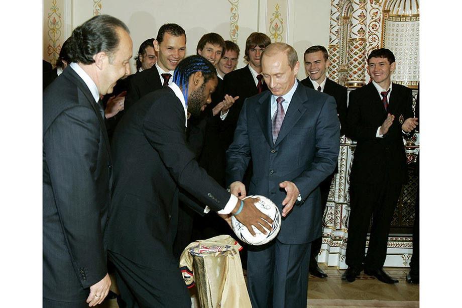 «Перед встречей с Путиным наш переводчик вдруг исчез...» Интервью с легендой ЦСКА Вагнером