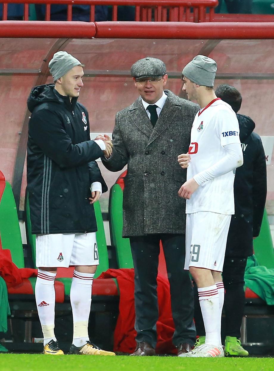 Илья Геркус и братья Мирончуки