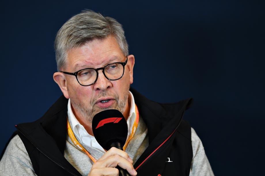 Спортивный директор Формулы-1 Росс