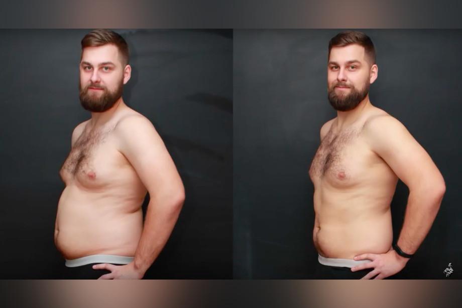 Как похудеть без зала и оборудования? Фото до и после. Личный опыт