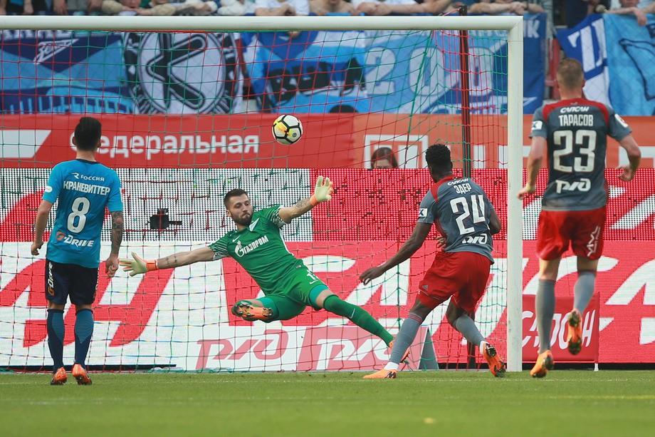 Сергей Ткачев может перейти в«Зенит»