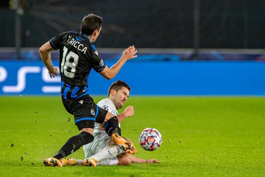 Наша первая победа в Лиге чемпионов – «Краснодар» — «Ренн» – 1:0, провал «Зенита» в Брюгге – 0:3, оценки, выводы