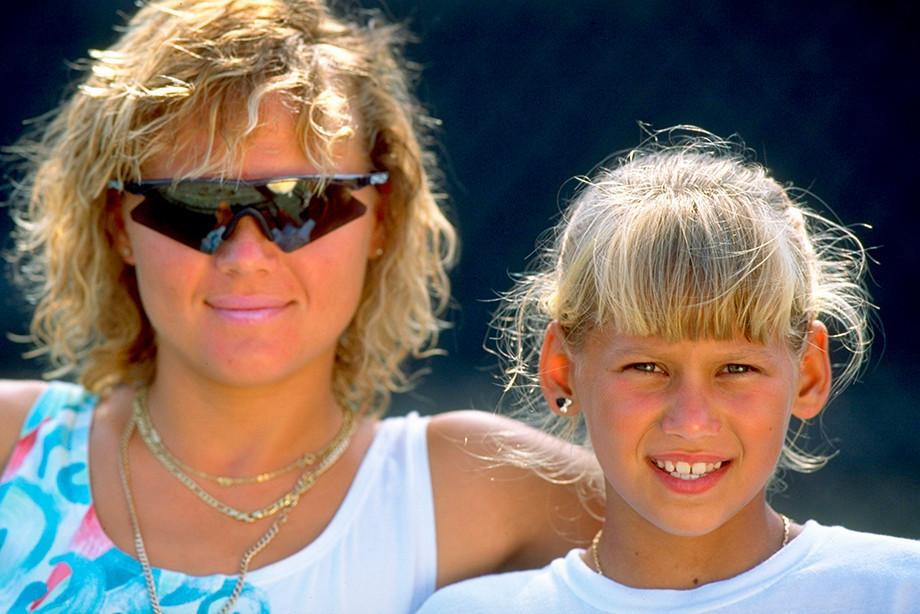 Как Анна Курникова нашла счастье с Иглесиасом, не выиграв ни одного турнира, фото, видео