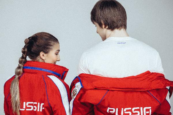 Экипировка сборной России на юношеских Олимпийских играх