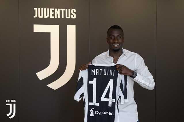 «Ювентус» объявил о переходе Матюиди за € 30,5 млн с учётом бонусов
