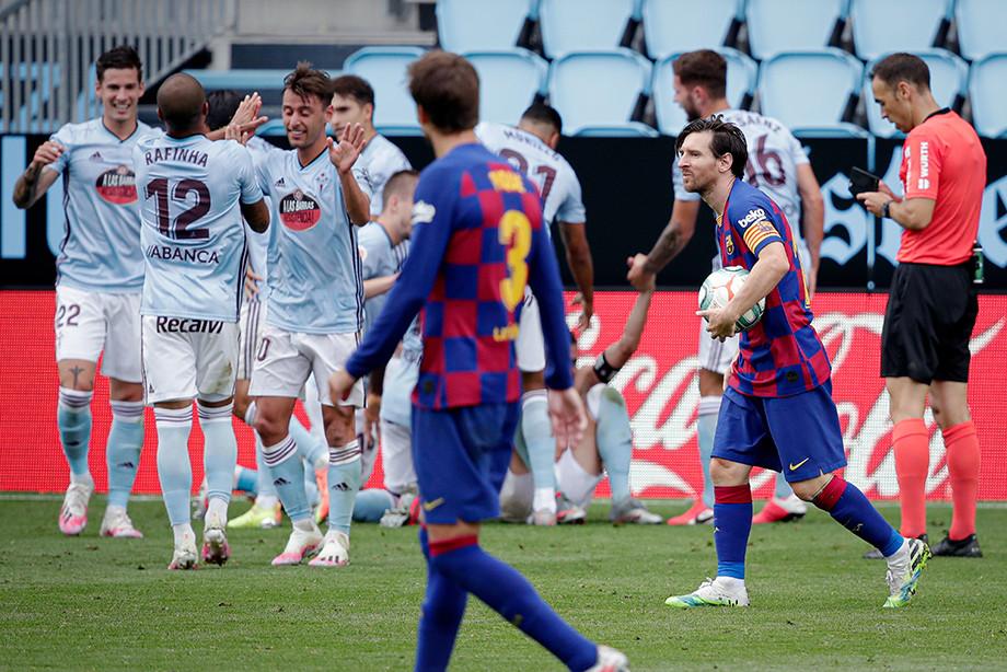 Смолов забивает только топам. Сначала «Реалу», теперь «Барселоне»