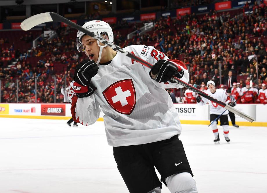 Молодежный чемпионат мира похоккею 2019 года выиграла сборная Финляндии