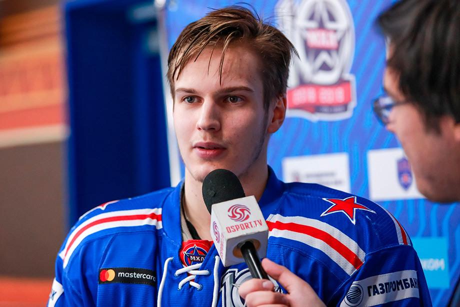 В составе сборной России на МЧМ семь игроков СКА, но лишь один из них воспитанник клуба