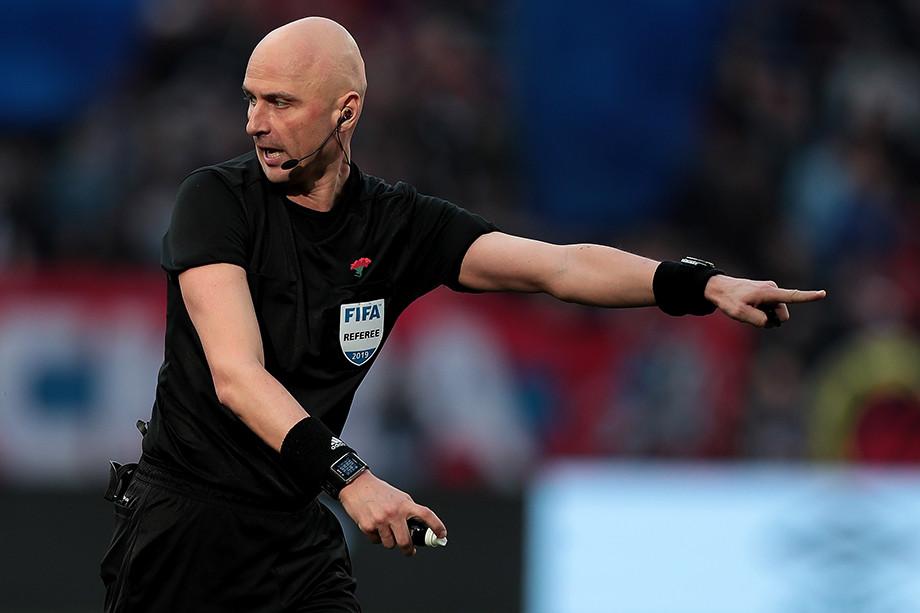 Сергей Карасёв — представитель России в элитной группе судей УЕФА
