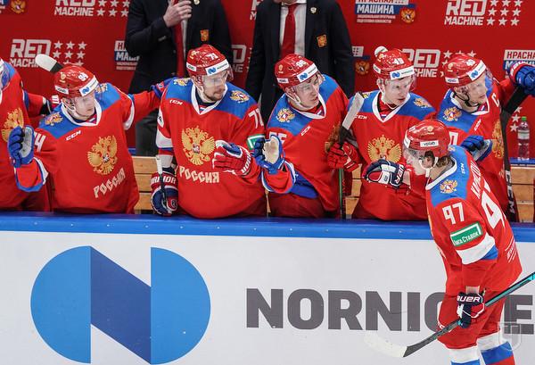 Оценки сборной России за матч со Швецией на Кубке Первого канала-2019