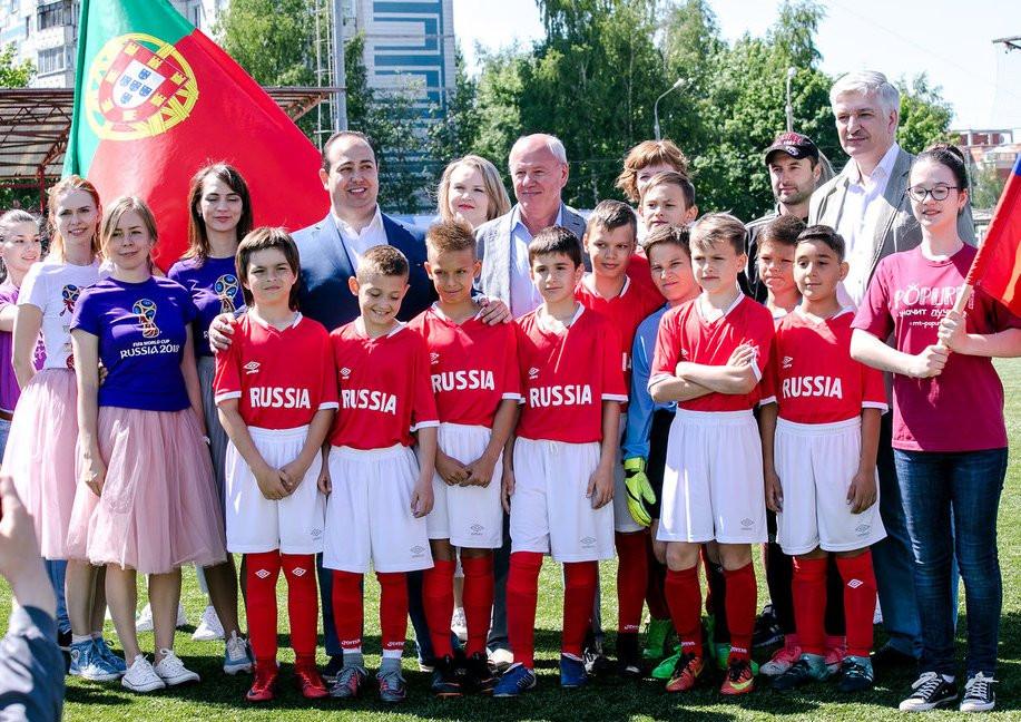 Сборная России стала победителем детского чемпионата мира