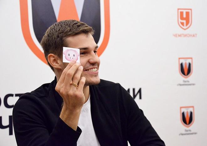 Роман Зобнин: Просто рад, что мы осчастливили фанатов