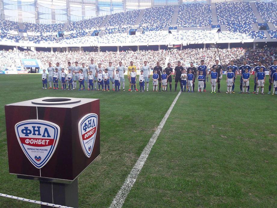 Футболисты «Олимпийца» и «Зенита-2» этот матч точно запомнят на всю жизнь.