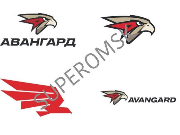 Новый логотип «Авангарда»