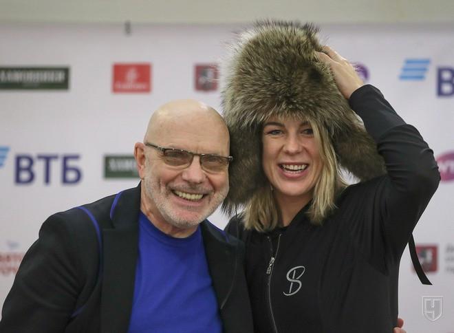 Яков Шатхин и Анастасия Павлюченкова