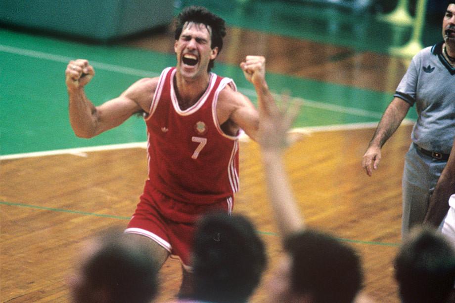 Золото сборной СССР, изменившее олимпийский баскетбол