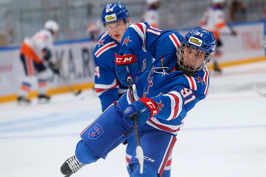 Кто из россиян будет на драфте НХЛ—2021. За ними уже следят в Америке