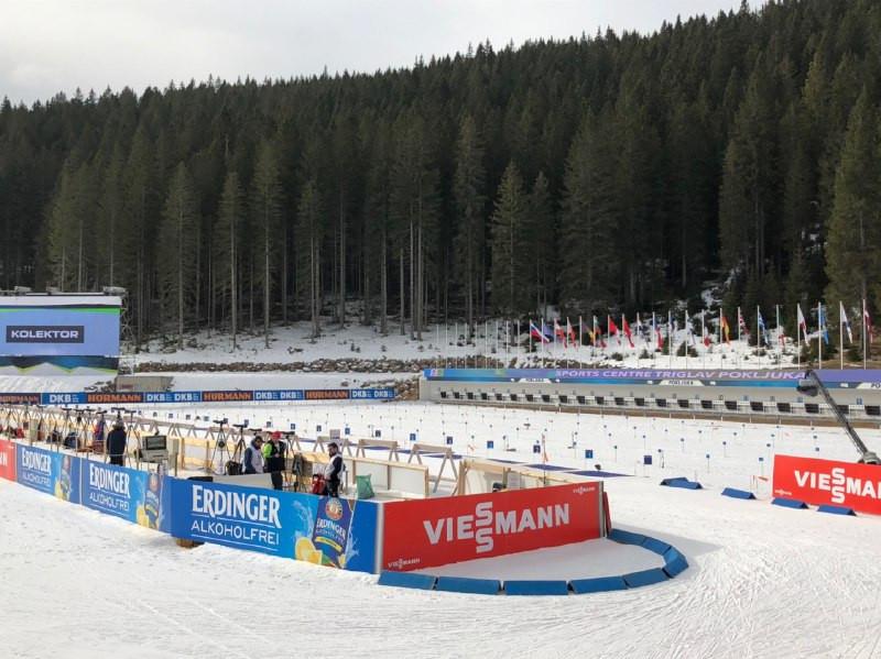 Сборная России спаслась от провала в смешанной эстафете на этапе Кубка мира