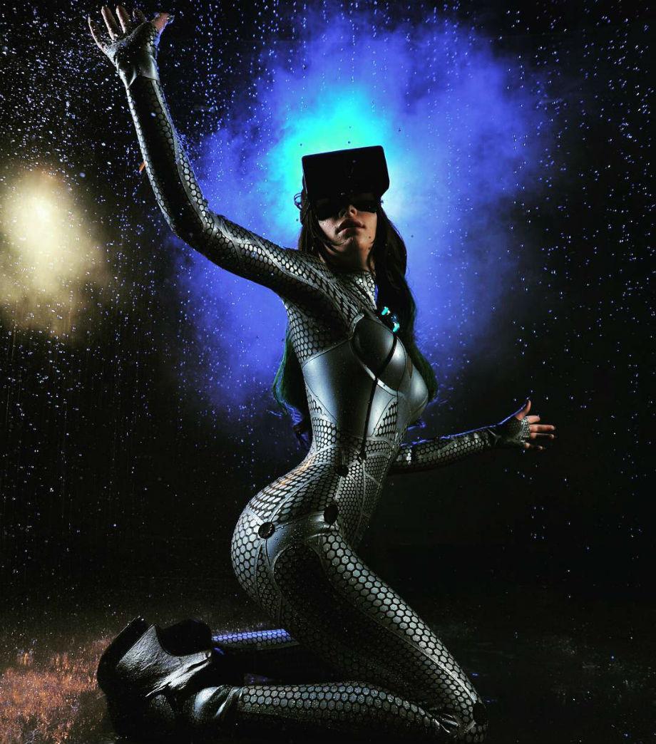 Тот самый костюм виртуальной реальности