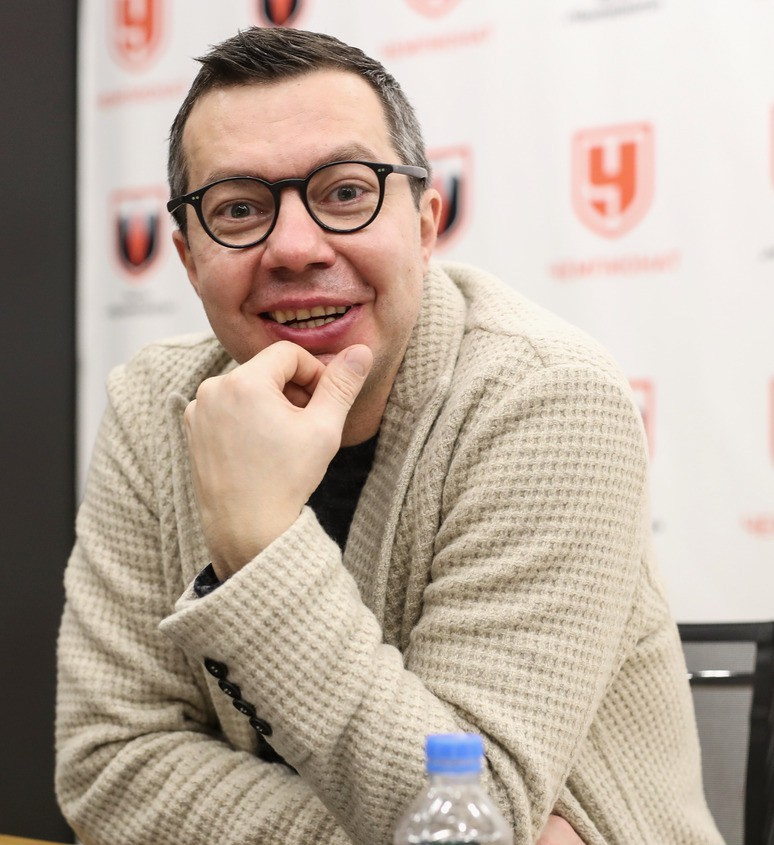 Илья Воробьёв в гостях у «Чемпионата»