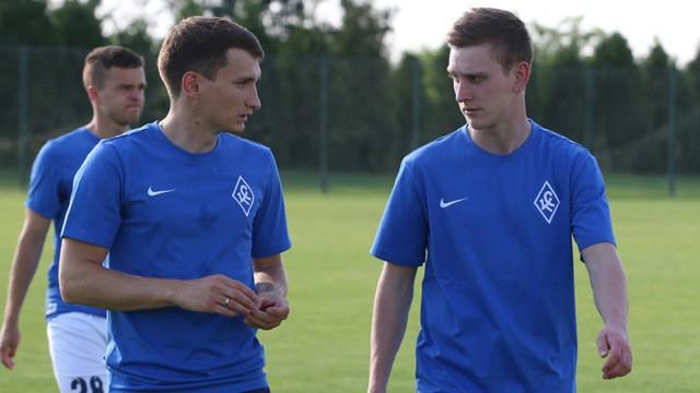 Зотов и Георгиевский прибыли в расположение «Крыльев Советов»