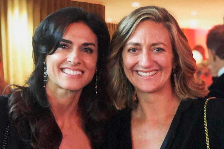 Габриэла Сабатини и Мари Пирс
