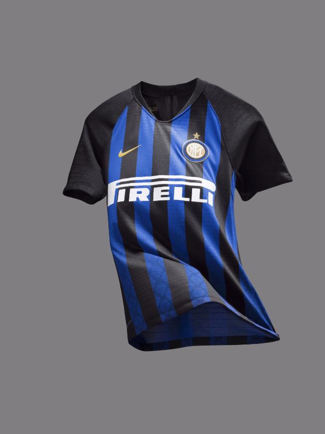 «Интер» представил домашнюю форму на сезон-2018/19