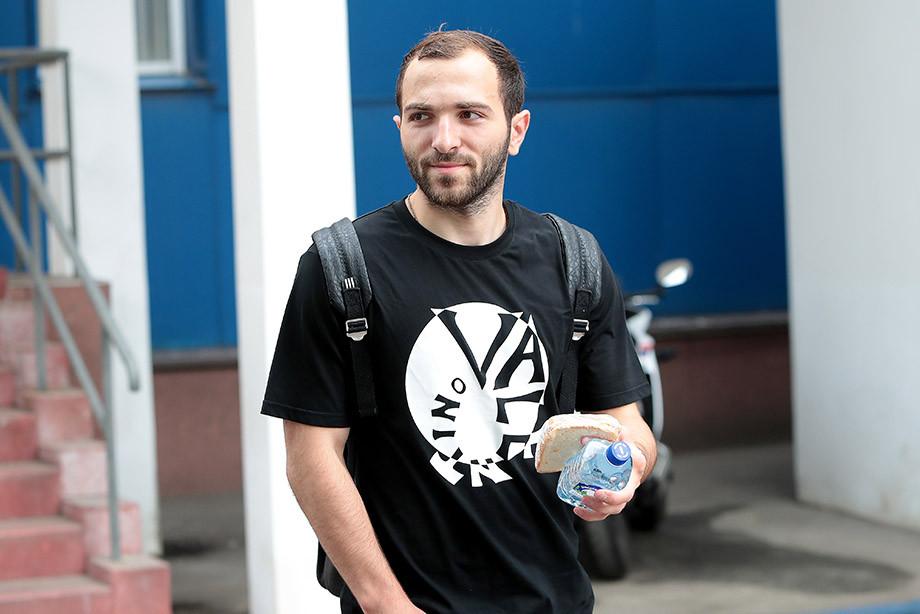 Георгий Мелкадзе
