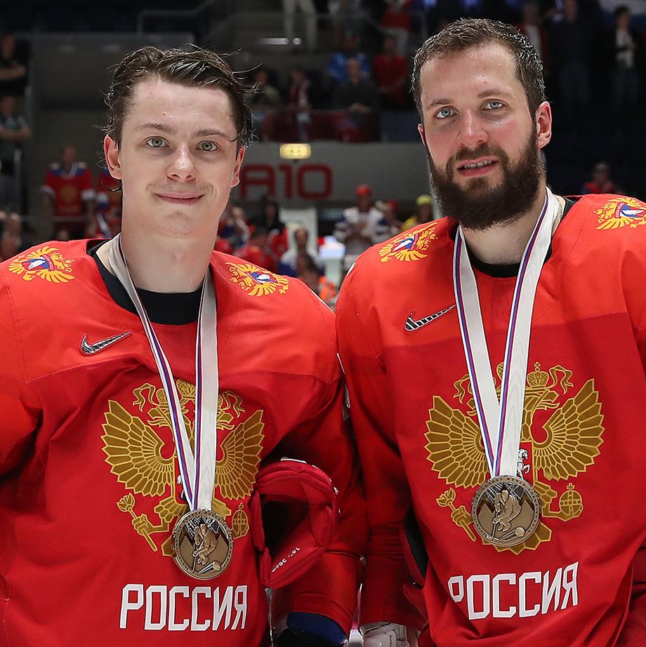 Друзья по жизни: Никита Гусев и Никита Кучеров