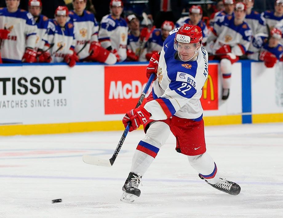 История защитника «Сан-Хосе» Николая Кныжова, карьера хоккеиста