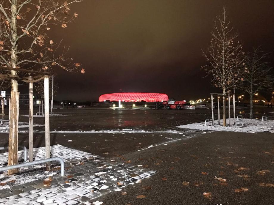 Болельщика «Локо» навечно забанила «Бавария». Всё из-за красивого мяча Лиги чемпионов