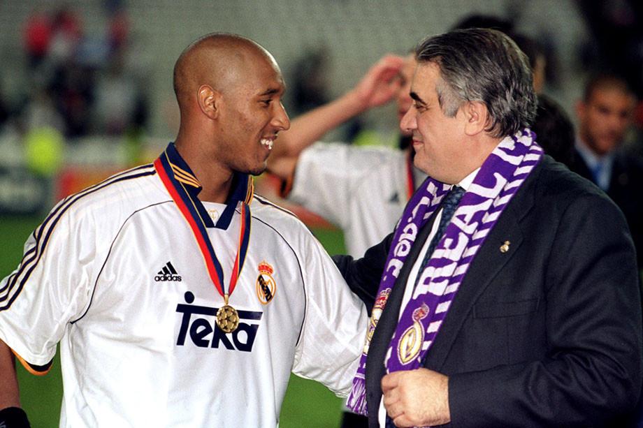 Вспомним самый великий «Реал» эпохи Санса. Там играли Шукер, Миятович и Рауль