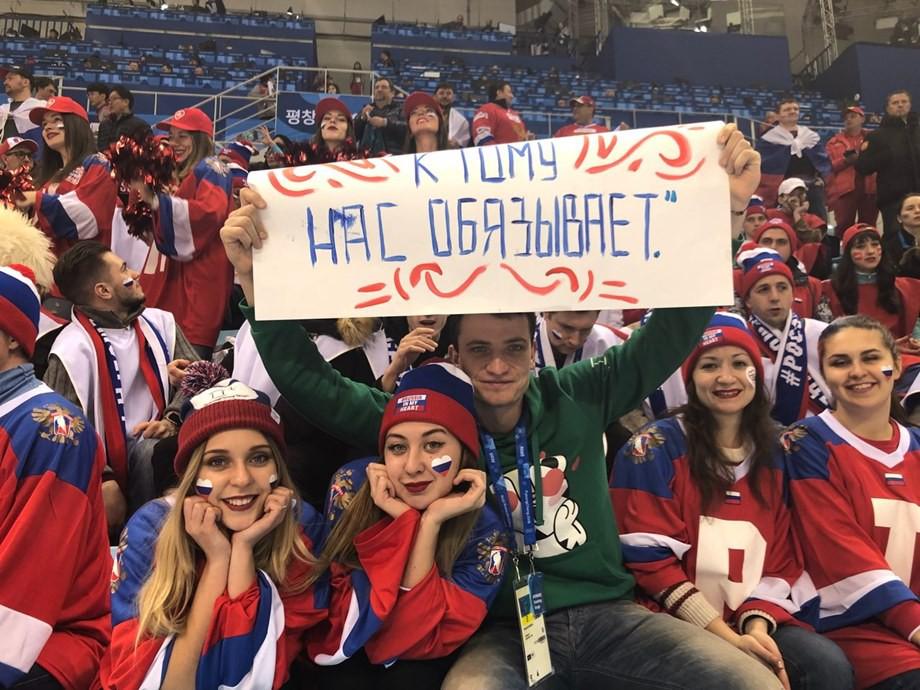 Дмитрий Егоров с плакатом