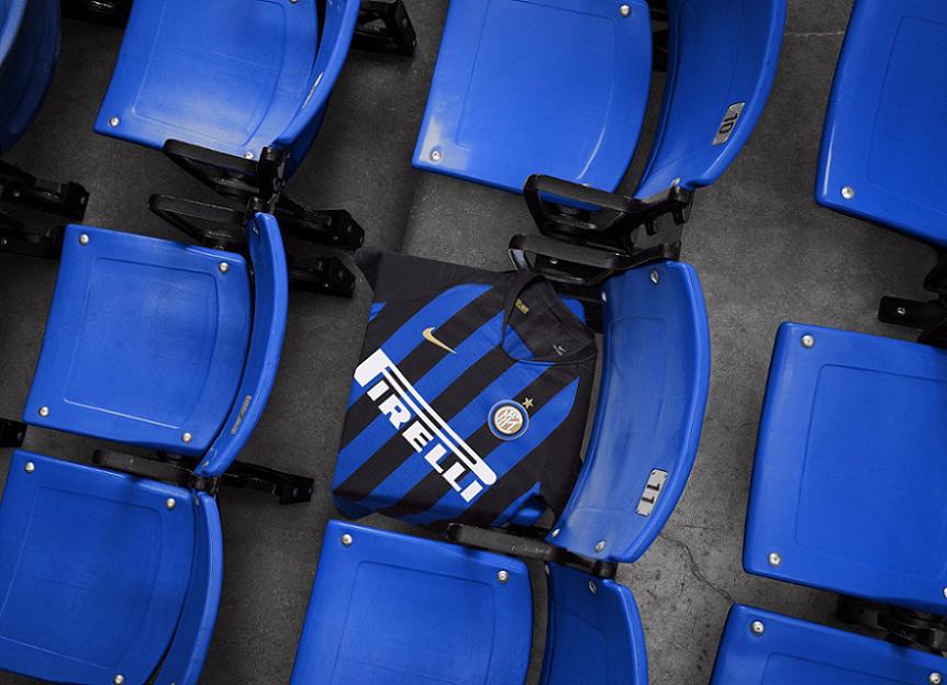 Интер представил домашнюю форму на сезон-2018/19