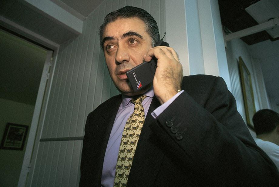 Лоренсо Санс