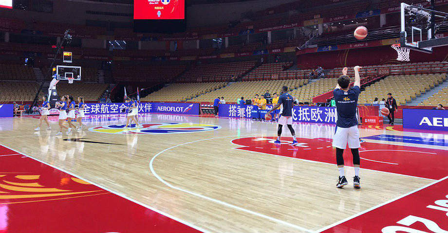 Чемпионат мира по баскетболу-2019. Южная Корея — Россия