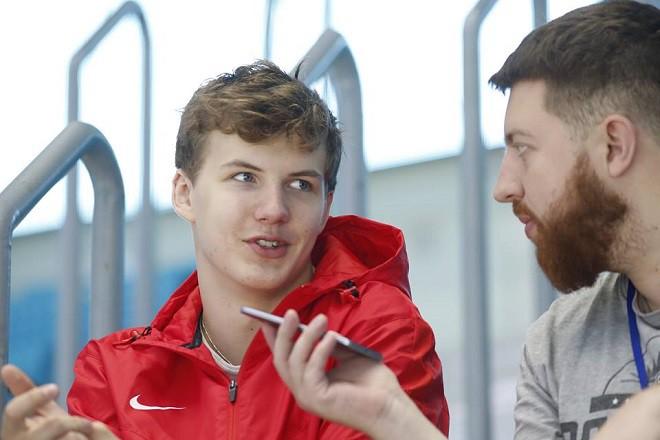 Виталий Кравцов и Дмитрий Ерыкалов