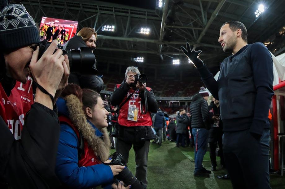 «Спартак» оставил Тедеско до конца сезона. Этот неочевидный ход вполне может сработать