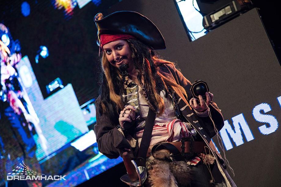 Джек Воробей, Пираты Карибского моря