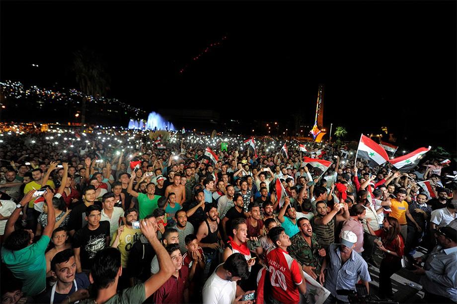 Дамаск: отборочный матч ЧМ-2018 сборных Сирии иАвстралии завершился вничью